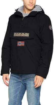 Napapijri Rainforest Winter Jacket in Navy M