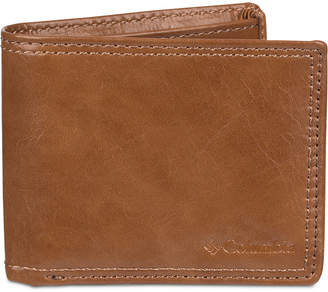 Columbia Men's Traveler Rfid Wallet