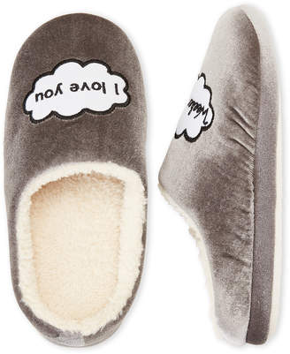 Collection XIIX Thought Bubble Slippers
