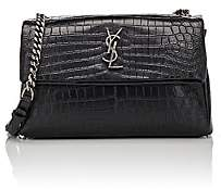 Saint Laurent Women's Monogram West Hollywood Shoulder Bag - Black