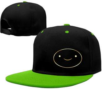 Finn ERICP Adventure Time With An Gold Logo Baseball Snapback Hat