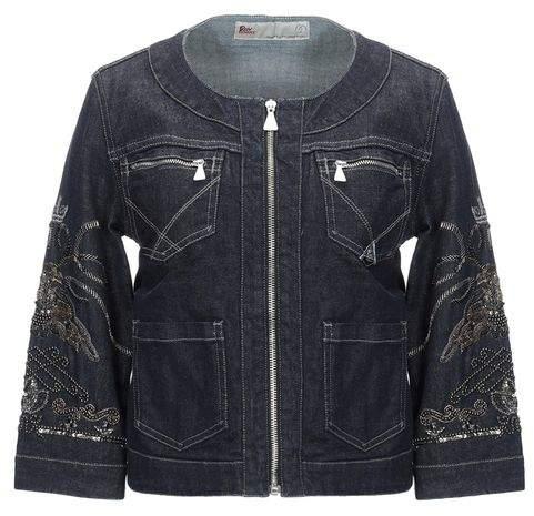 ROŸ ROGER'S Denim outerwear