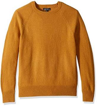 J.Crew Mercantile Men's Lambswool-Nylon Crewneck Sweater