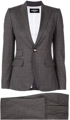 DSQUARED2 fitted suit