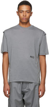 Nike Grey ACG Variable T-Shirt