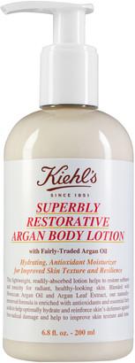 Kiehl's Kiehls Superbly Restorative Argan Body Lotion