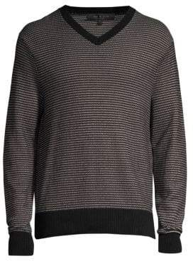 Rag & Bone Finn V-Neck Sweater
