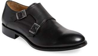 Gordon Rush Italy Men's Roper-toe Double Monkstrap