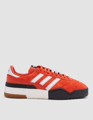 Alexander Wang Adidas X AW BBall Soccer Sneaker in Orange