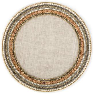 Mackenzie Childs Jeweled Circle Placemat