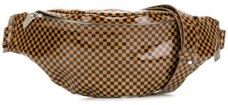 Manokhi printed waist bag