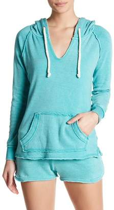 Ocean Drive Burnout Hooded Pullover