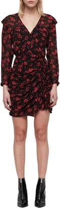 AllSaints Harlow Eira Print Dress