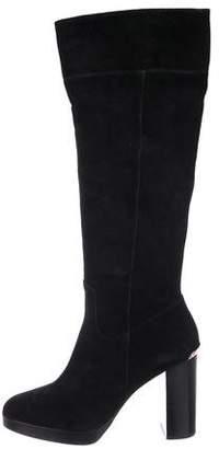 MICHAEL Michael Kors Suede Knee-High Boots