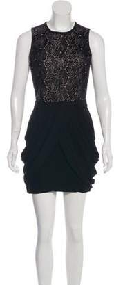 A.L.C. Lace Bodycon Dress