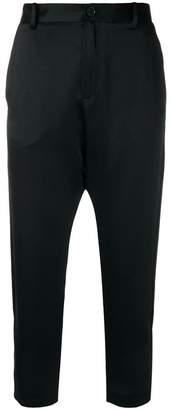 Nili Lotan drop crotch Paris trousers