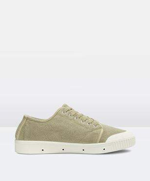 Spring Court G2 Mens Washed Out Twill Green