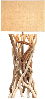 IMAX 33.25In Explorer Driftwood Table Lamp
