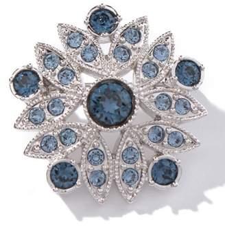 LANVIN en Bleu (ランバン オン ブルー) - ランバン オン ブルー(ジュエリー) Mon amie la roseブローチ