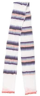 Lemlem Striped Cotton Scarf
