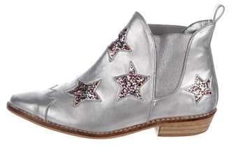 Stella McCartney Vegan Ankle Boots