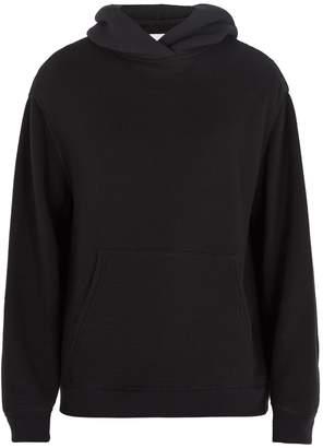 Raey Over-the-head Japanese-jersey hooded sweatshirt