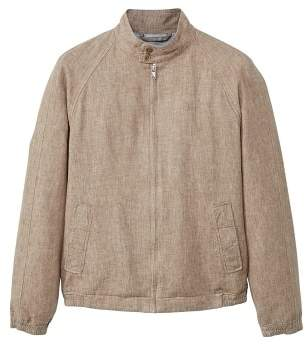Blend of America Mango man MANGO MAN Linen-cotton jacket