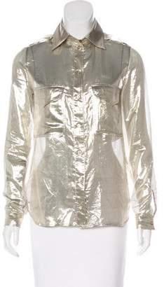 Stella McCartney Silk Blend Top