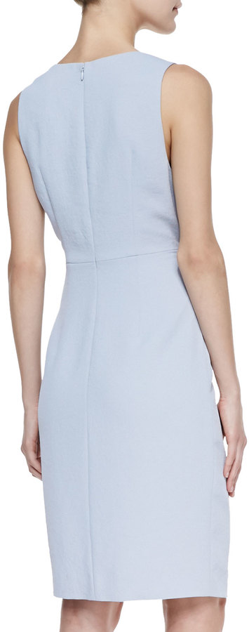 Rebecca Minkoff Malone Dress With Off-Center Front Zip