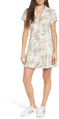 Women's Majorelle Tumbleweed Skater Dress $218 thestylecure.com