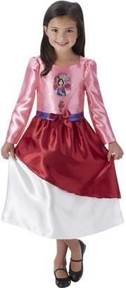 Disney Princess Fairytale Mulan Childs Costume