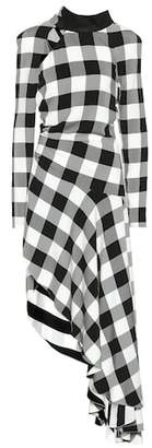 Monse Checked dress