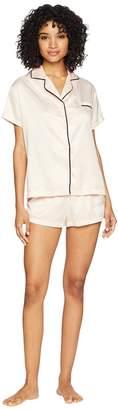 BLUEBELLA Abigail Shirt and Shorts Women's Pajama Sets