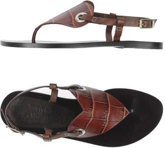Vivienne Westwood Toe strap sandals