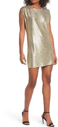 Knot Sisters Disco Mini Dress