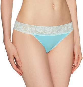 Betsey Johnson Women's Forever Perfect Extra Cheeky Bikini Panty
