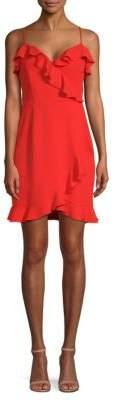 Trina Turk Reese Ruffled Mini Dress