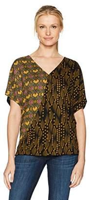 Desigual Women's Yolanda Woman Knitted Short Sleeve T-Shirt