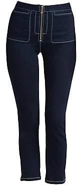 Rachel Comey Women's Concur Cotton-Blend Denim Pants