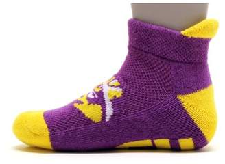Donegal Bay LSU Tigers Youth Footie Sock