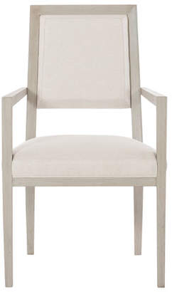 Bernhardt Axiom Upholstered Dining Arm Chair (Each)