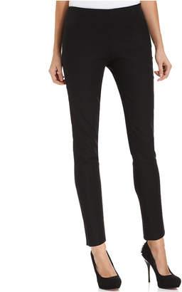 Vince Camuto Skinny Side-Zip Pants