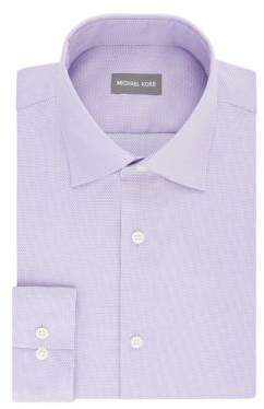 Michael Kors Regular Fit Airsoft Stretch Dress Shirt