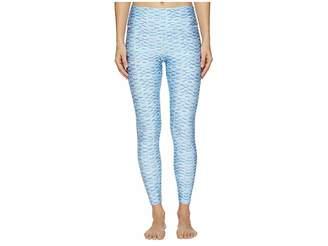 Letarte Printed Leggings Cover-Up Women's Swimwear