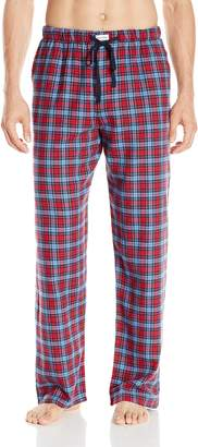 Ben Sherman Benherman Men' Flannel Traditional Plaid Lounge Pant