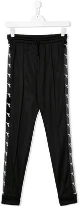 Diadora Junior TEEN sequin embellished sweatpants