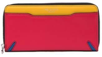 Rag & Bone Colorblock Zip Wallet