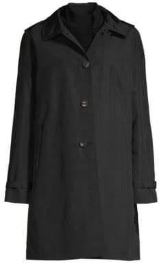 Jane Post Wool Undercoat & Techno Topper