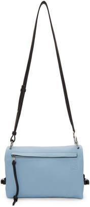 Loewe Reversible Blue Tent Bag