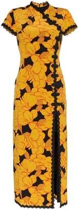 Suki De La Vali Magnolia Long Dress